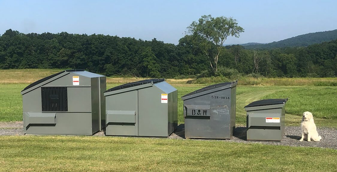 Dumpster Rental B Amp W Disposal